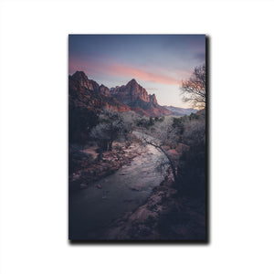 Mounted Photo Print