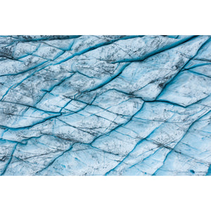 Glacial Cracks -  2 of 4