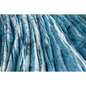 Glacial Cracks -  4 of 4