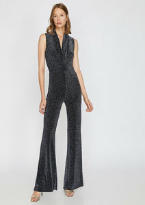 CARBON BLACK JUMP SUIT