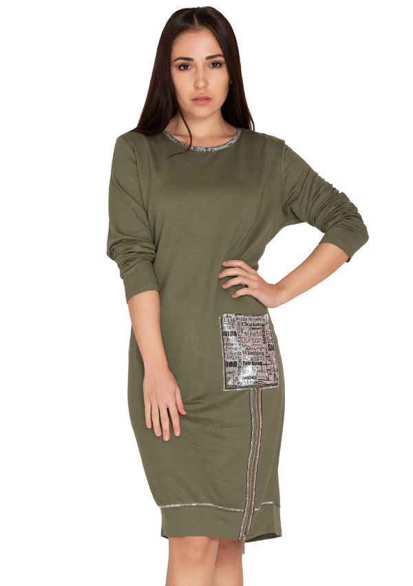PICKLE GREEN POCKET MIDI