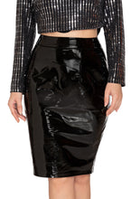 Load image into Gallery viewer, PARTY WEAR SKIRT BLACK