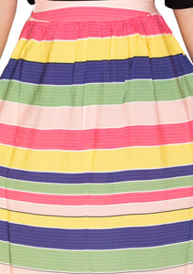 MULTICOLOUR SKIRT