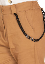 Load image into Gallery viewer, KHAKi CHINOS WITH CHAIN STYLE