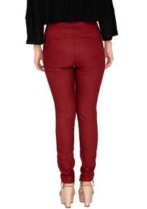 RED CHECK TROUSER