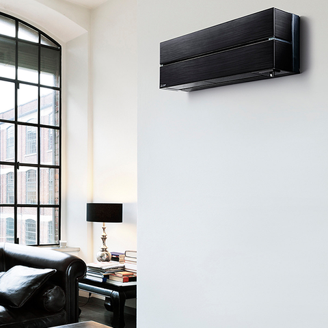 Mitsubishi Electric MSZ-LN Onyx Black