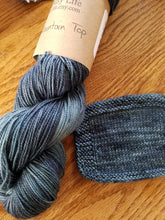 Load image into Gallery viewer, Mountain Top, hand dyed yarn, fingering weight, sock, sport weight, dk weight, worsted weight, bulky