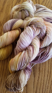 Let it Be, Beatles Series, Hand dyed yarn, Fingering weight, sock weight, sport weight, DK weight, Worsted weight, Bulky