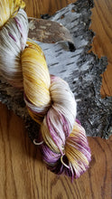 Load image into Gallery viewer, I Love Fall, Hand dyed yarn,Fingering Weight, Sock Weight, Sport Weight,DK weight, Worsted Weight, Bulky