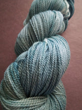 Load image into Gallery viewer, Teal, SPECIAL LISTING, Hand dyed yarn, Sport weight yarn,100 % Merino