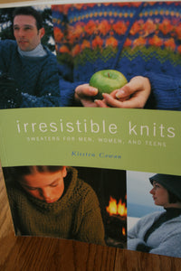 Irresistible Knits by Kirsten Cowan, DESTASH