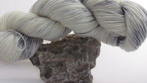 Marble, Hand dyed sock yarn, 75/25 Superwash Merino, Nylon