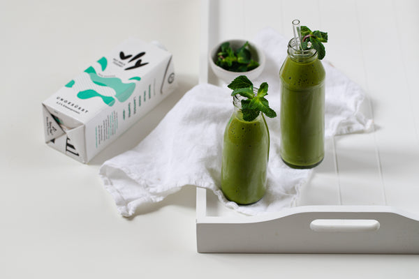 Health Boost: Grüne Smoothies