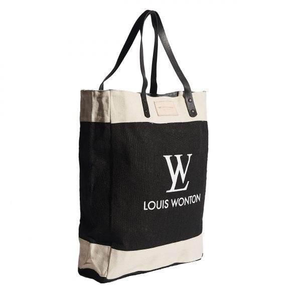 Large Market Bag - Louis Wonton