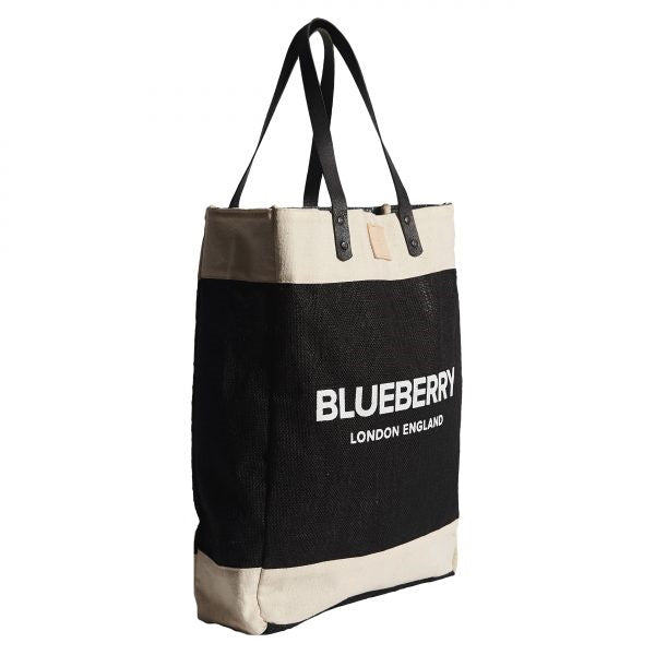 Large Market Bag - Blueberry
