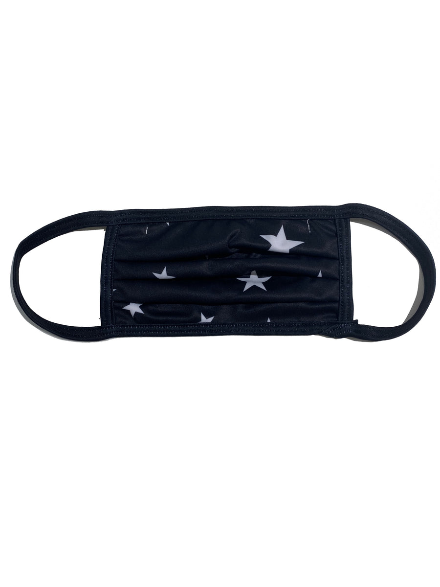 Star Pattern Face Masks