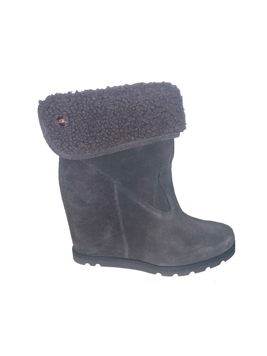 Kyra Boot - Grey