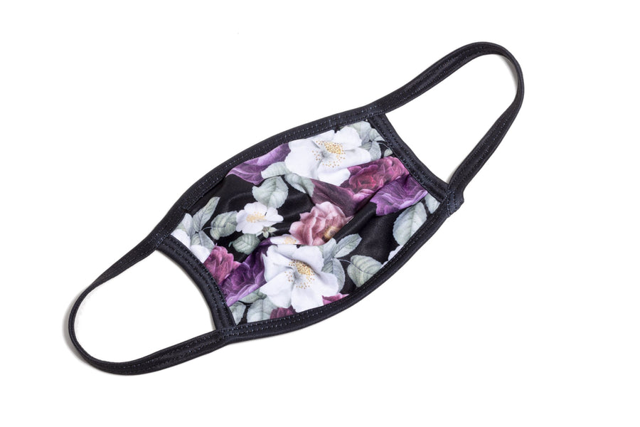 Floral Pattern Face Masks