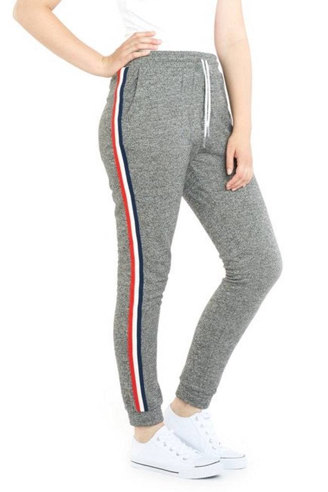 Lucas Striped Jogger