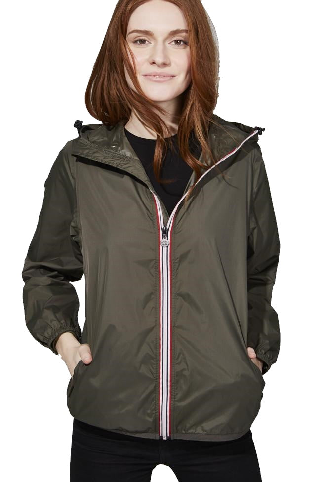 Packable Rain Jacket - Torba
