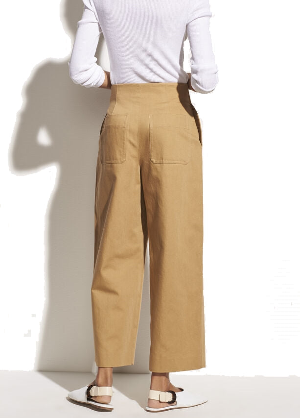 High Rise Utility Pant