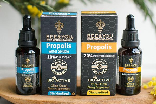 Worth Knowing About Propolis