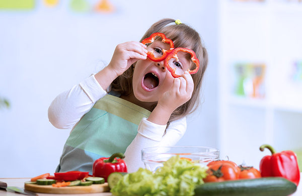 7 Nutrition Tips for Your Children