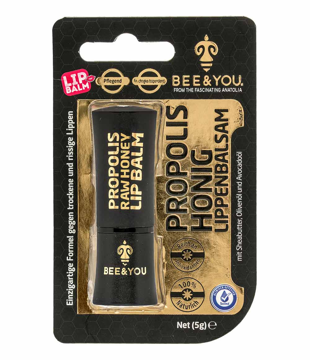 Propolis Honey Lip Balm