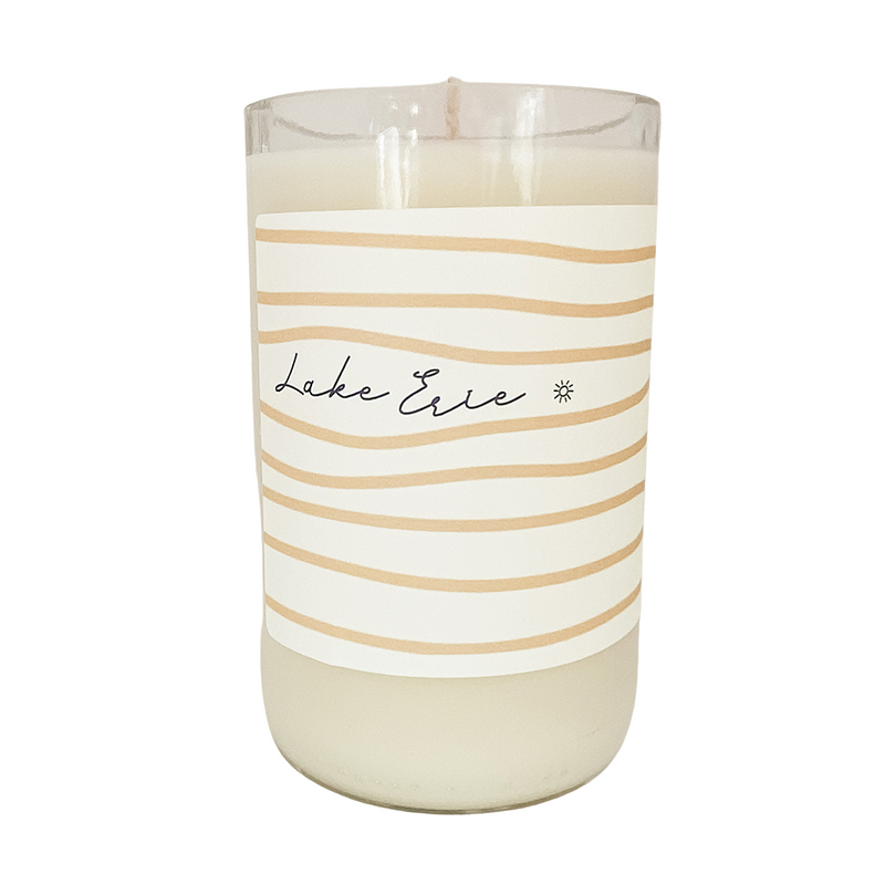 Lake Erie Waves - Soy Candle