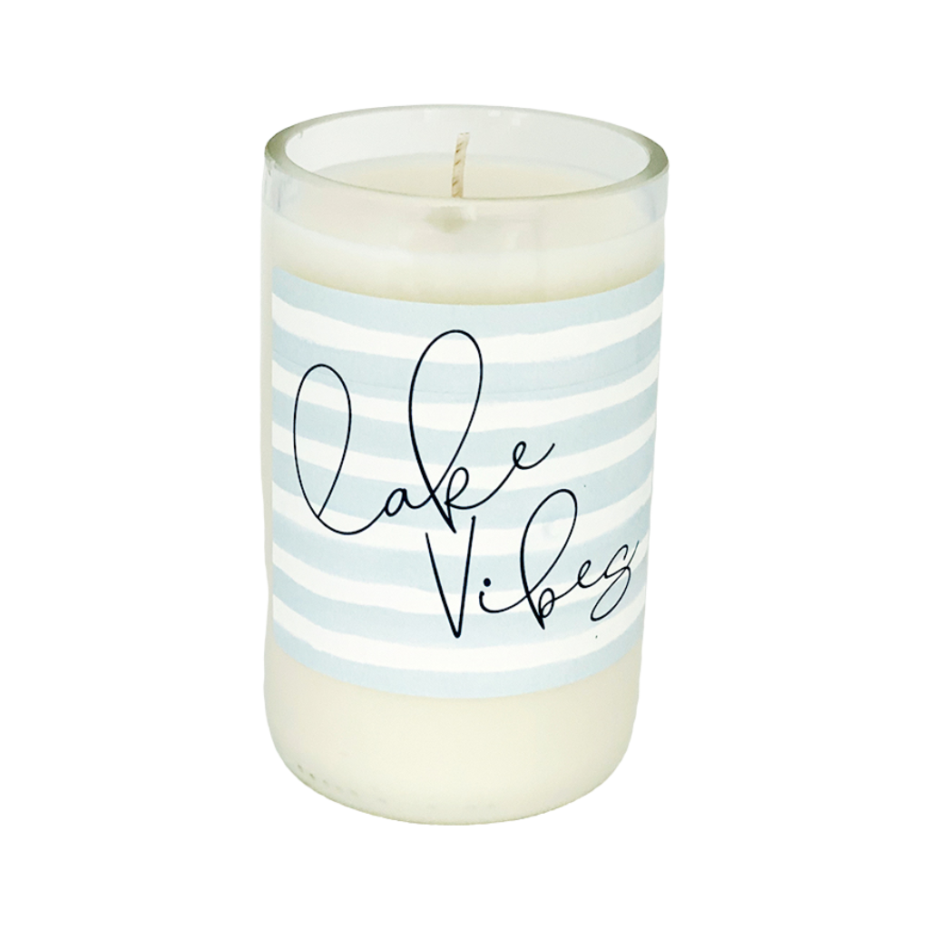 Lake Vibes - Soy Candle