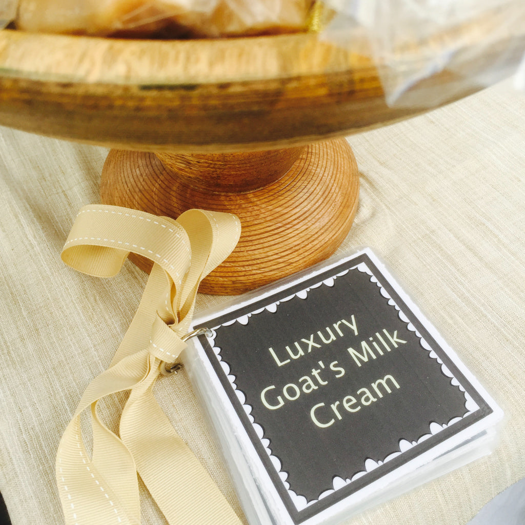 Luxury Goat's Milk Cream