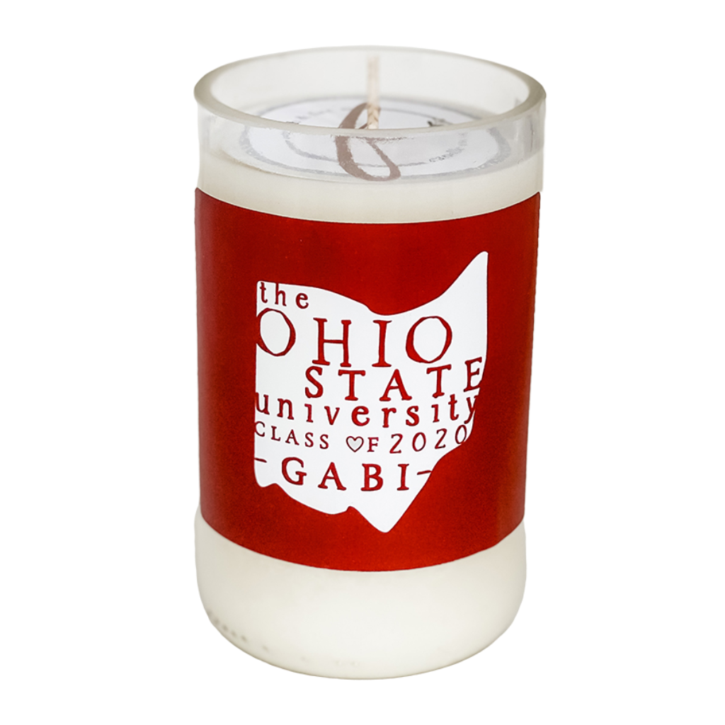 Ohio College/High School - Soy Candle