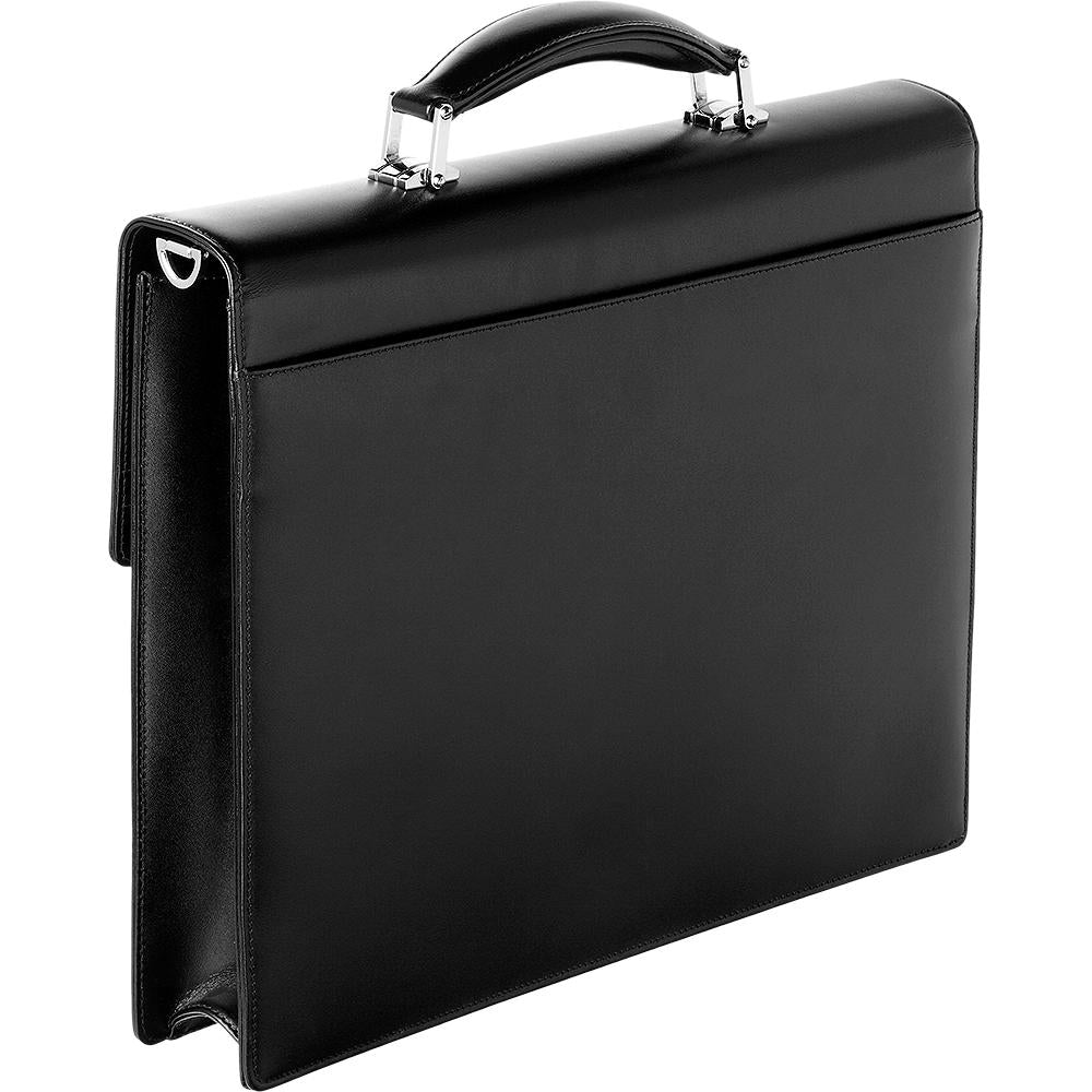 Meisterstück Single Gusset Briefcase