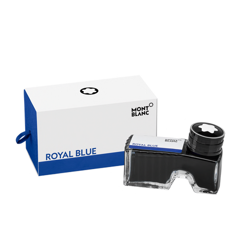 Ink Bottle, Royal Blue