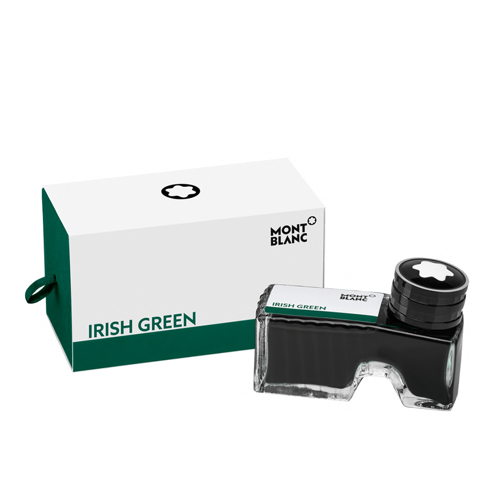 Ink Bottle, Irish Green