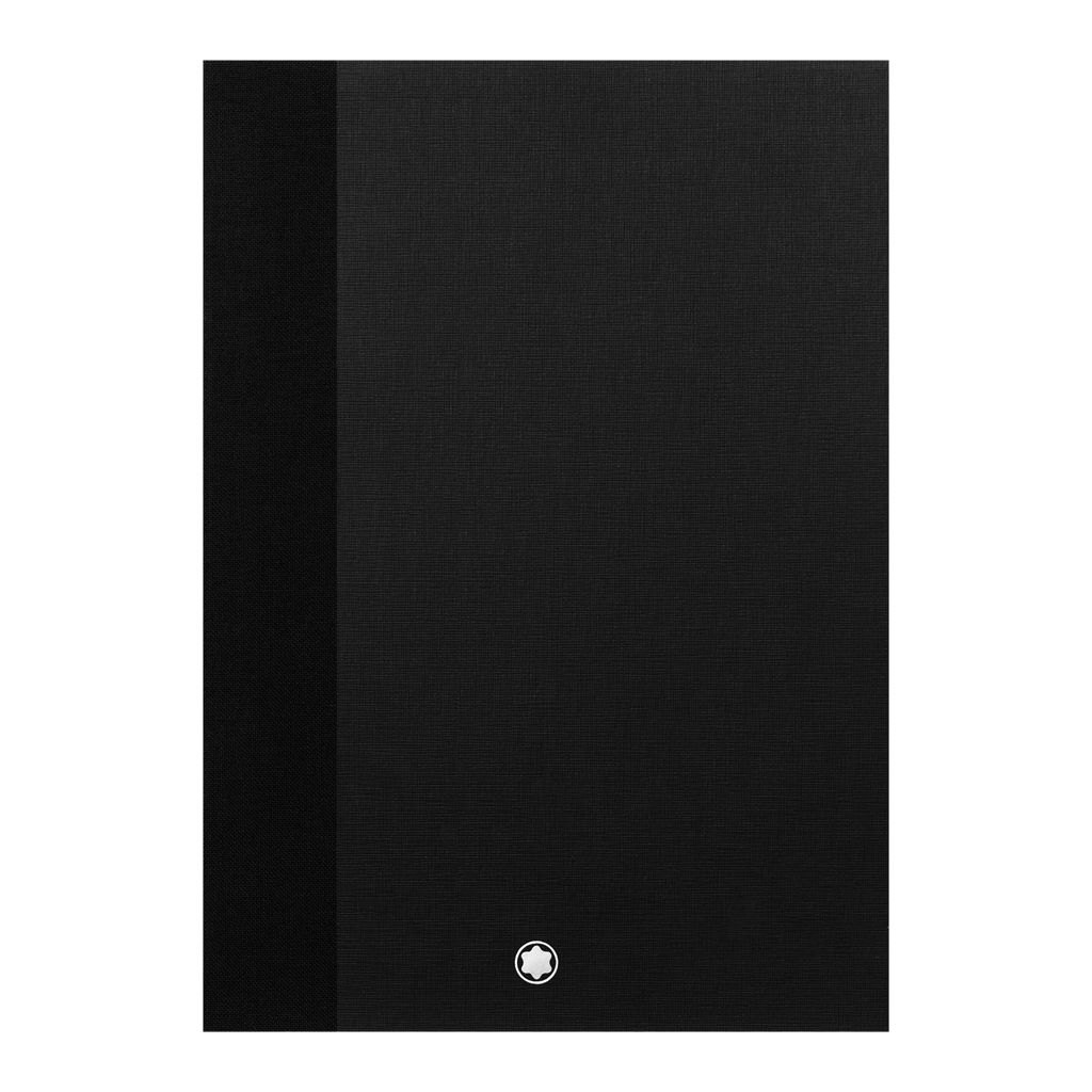 2 Montblanc Fine Stationery Notebooks #146 Slim, black, blank for Augmented Paper