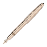 Meisterstück Geometry Solitaire Champagne Gold LeGrand Fountain Pen