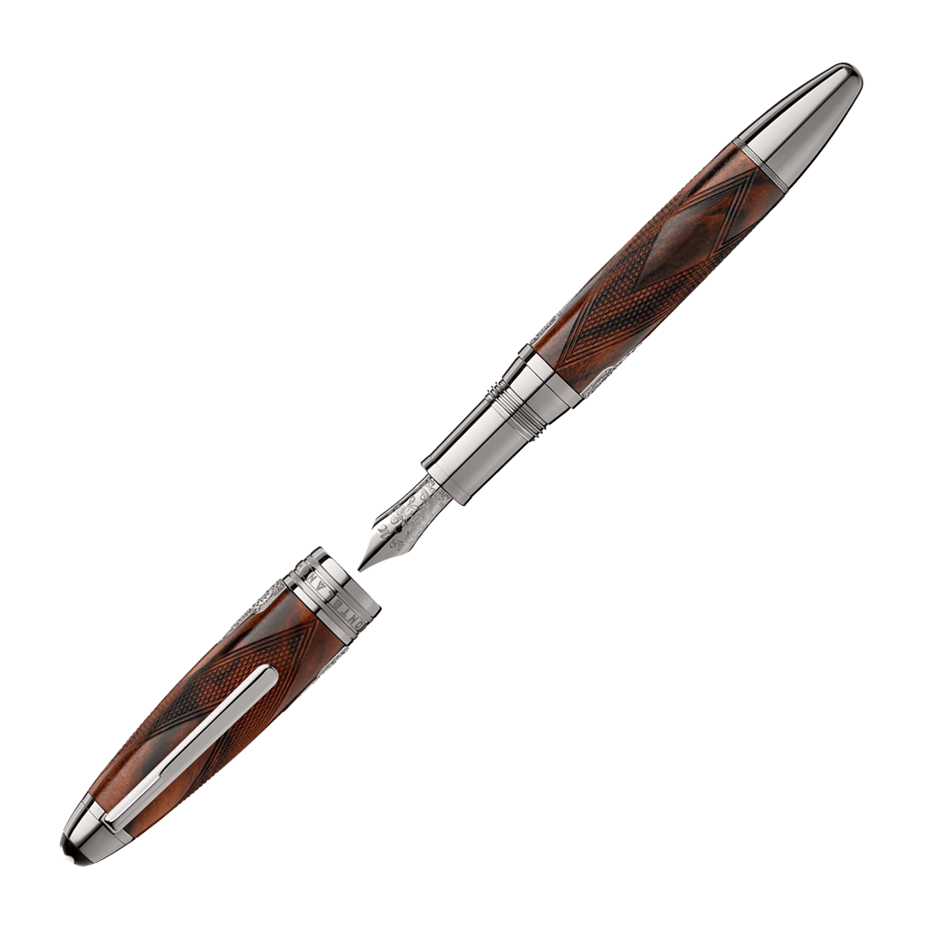Meisterstück Great Masters James Purdey & Sons Fountain Pen