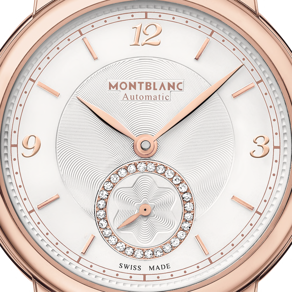 Montblanc Star Legacy Small Second - 32 mm