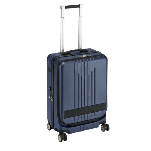 #MY4810 Montblanc x Pirelli carry-on With Pocket Luggage