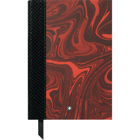 Notebook#146, Herit.Serpent Marble, lined