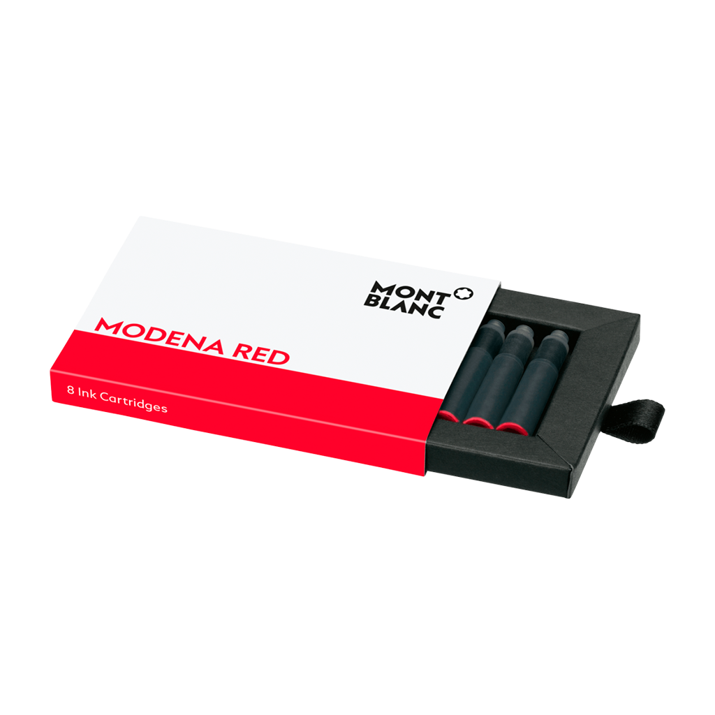 Ink Cartridges, Modena Red