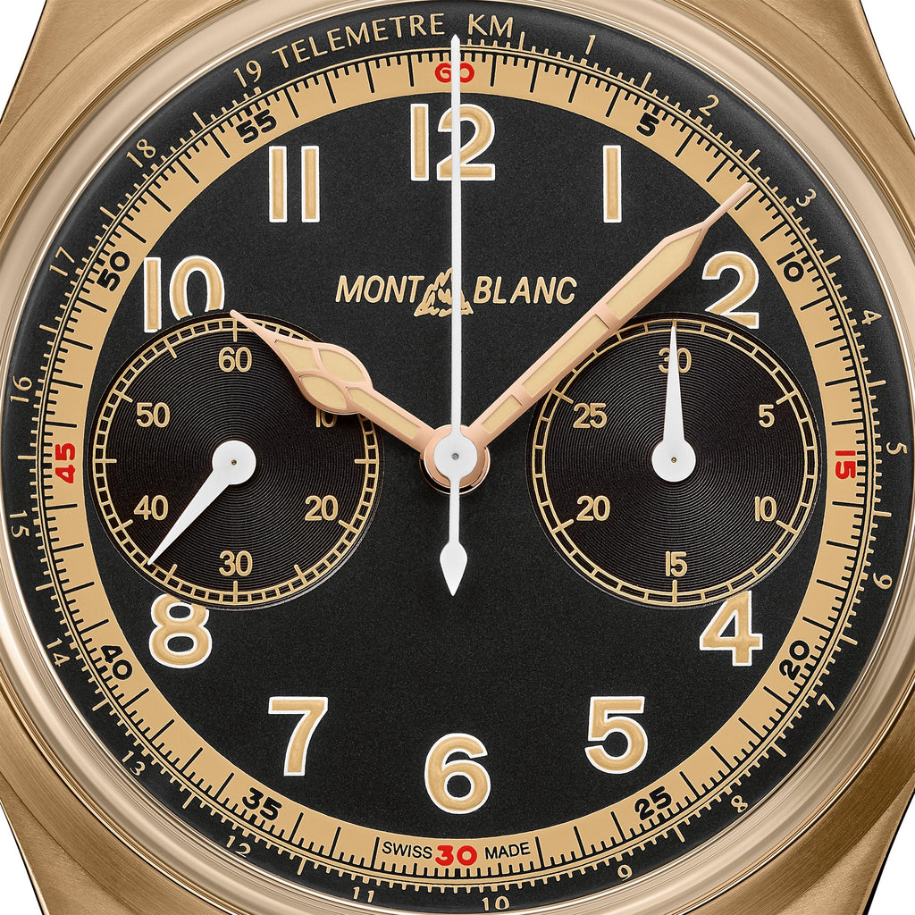 Montblanc 1858 Chronograph Automatic