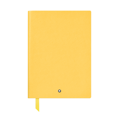 Notebook #163 Mustard Yellow
