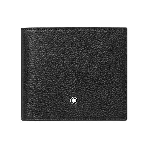 Meisterstück Soft Grain Wallet 4cc with Coin Case