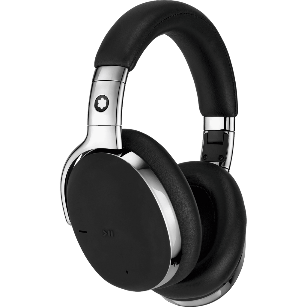 Montblanc MB 01 Smart Travel Over-Ear Headphones Black