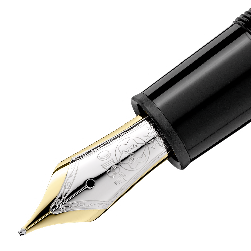 Meisterstück Gold-Coated LeGrand Fountain Pen