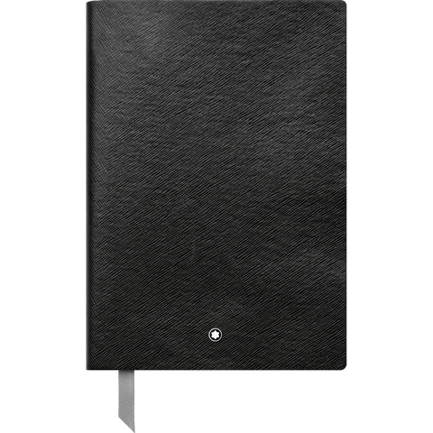 Montblanc Fine Stationery Notebook #146 Black, lined