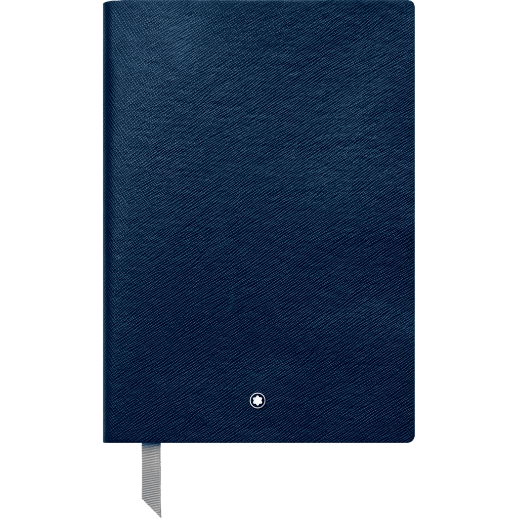 Montblanc Fine Stationery Notebook #146 Indigo, lined
