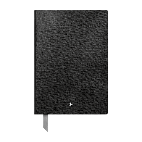 Montblanc Fine Stationery Notebook #146 Black, blank